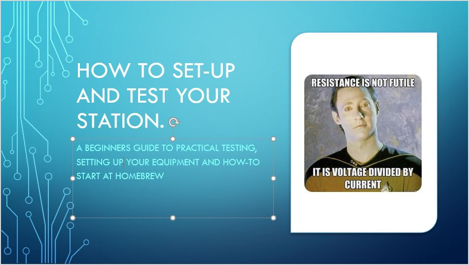 how-to-test-your-station-poster